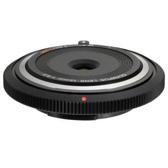 Olympus Objetiva Body Cap Lens 15mm f/8.0 Preta