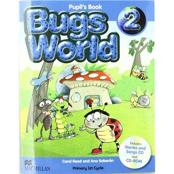 Bugs World 2 Inglês 2º Ano - Pupil's Book