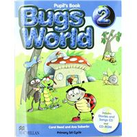 Bugs World 2 Inglês 2º Ano - Pupil's Book