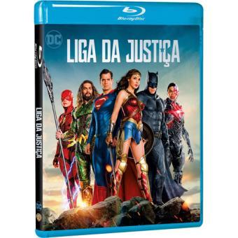Liga da Justiça - Blu-ray