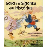 Sara e o Gigante das Histórias