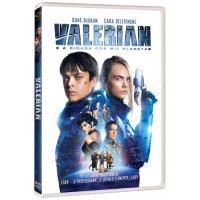 Valerian e a Cidade dos Mil Planetas (DVD)