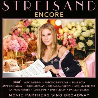 Encore: Movie Partners Sing Broadway - CD