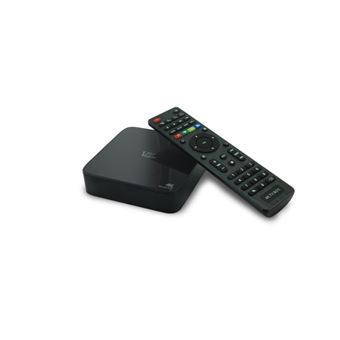 Venz Technology V10 caixa Smart TV 8 GB Wi-Fi Ethernet LAN Preto 4K Ultra HD