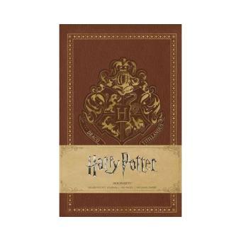 Caderno Pautado Harry Potter - Hogwarts Bolso
