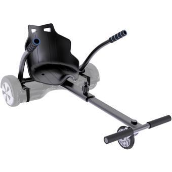 Kart Storex Urban Glide para Hoverboard - Preto
