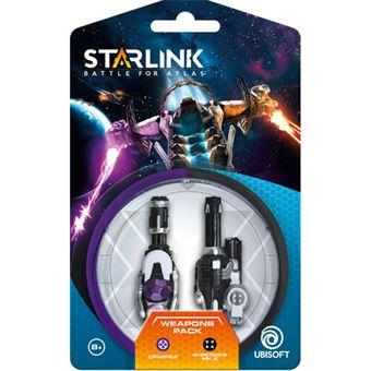 Starlink: Battle for Atlas - Weapon Pack Crusher + Shredder