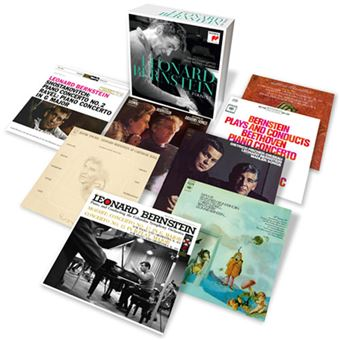 Leonard Bernstein: The Pianist - 11CD