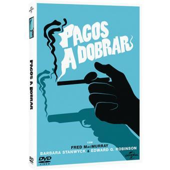 Pagos a Dobrar – Classic Cinema Universal (DVD)