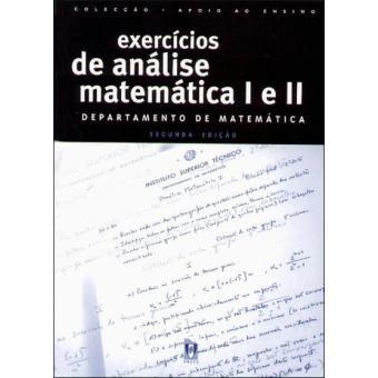 EExercícios de Análise Matemática Vols 1 + 2