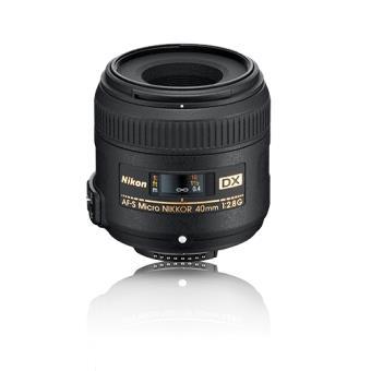 Nikon Objetiva AF-S DX Micro 40mm f/2.8 G