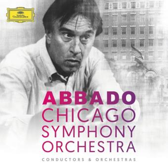 Abbado & The Chicago Symphony Orchestra (8CD)