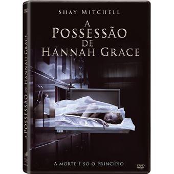 A Possessão de Hannah Grace - DVD