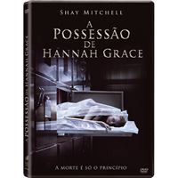A Possessão de Hannah Grace - DVD