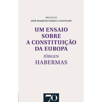 Um Ensaio Sobre a Constituição da Europa