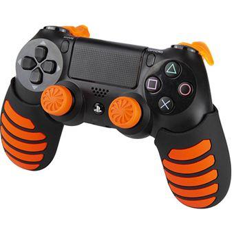 Proteção + Grips para Comando PS4
