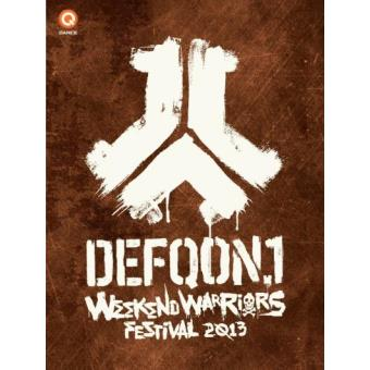 Defqon.1 - Weekend Warriors Festival (BD+DVD+CD)