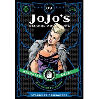 JoJo's Bizarre Adventure - Part 3: Stardust Crusaders - Book 9