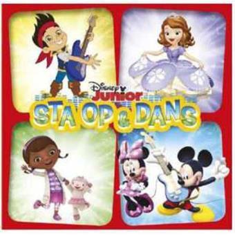 Disney Junior Sta Op & Dans