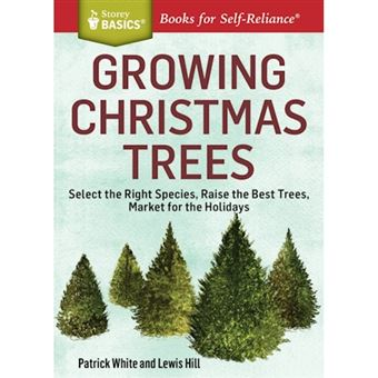 Growing christmas trees