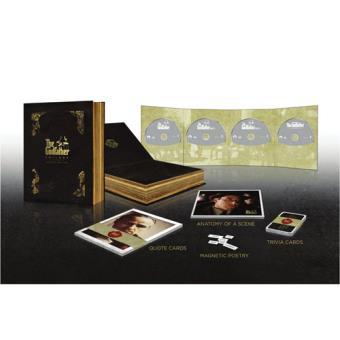 Pack O Padrinho - Edição Especial 45 Anos (DVD)
