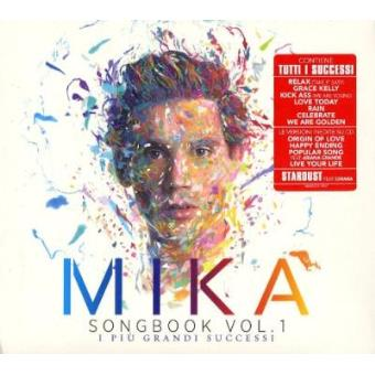 Mika: Songbook Vol.1