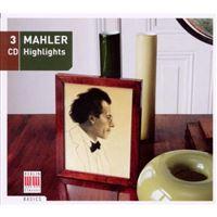 Mahler: Highlights - 3CD