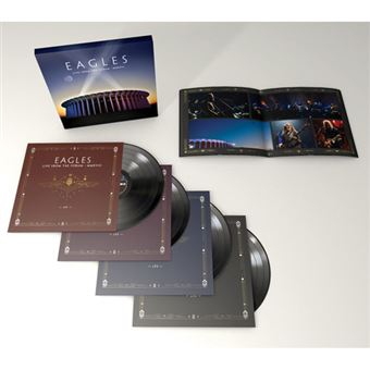 Live from The Forum MMXVIII - 4LP 180g Vinil 12''