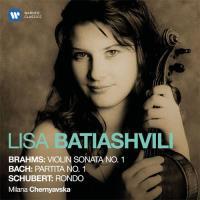 Brahms, Bach, Schubert: Sonatas - CD