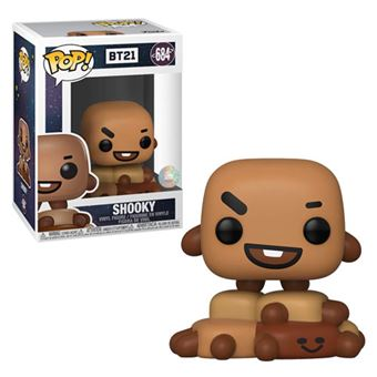 Funko Pop! BT21: Shooky - 684