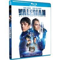 Valerian e a Cidade dos Mil Planetas (Blu-ray)