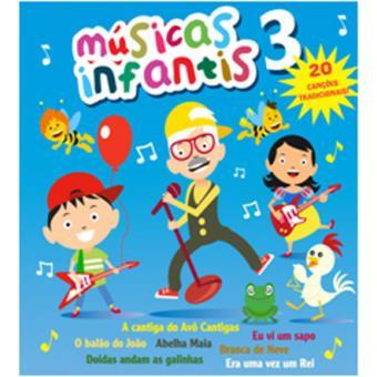 Músicas Infantis Vol.3