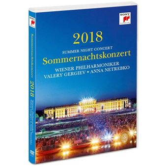 Summer Night Concert 2018 - DVD