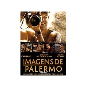 Imagens de Palermo - DVD