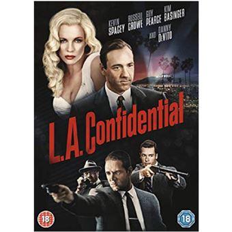 L.A. Confidencial - DVD Importação
