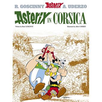 Asterix - Asterix in Corsica