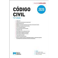Código Civil - Edição Académica  2019-2020