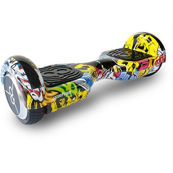 Hoverboard Skateflash K6 - Graffity