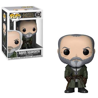 Funko Pop! Game of Thrones: Davos Seaworth - 62