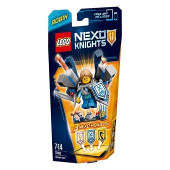 Ultimate Robin (LEGO Nexo Knights 70333)