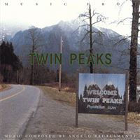 BSO Music From the Twin Peaks 1990 - LP Green Vinil 12''