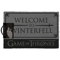 Tapete de Porta Game of Thrones: Welcome to Winterfell