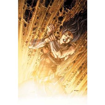 Wonder woman volume 5: heart of the