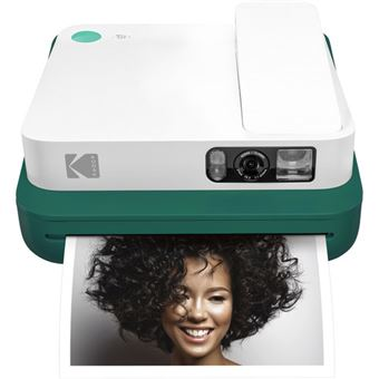 Câmara Instantânea Kodak Smile Classic - Verde