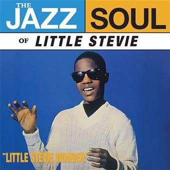 The Jazz Soul of Little Stevie - LP