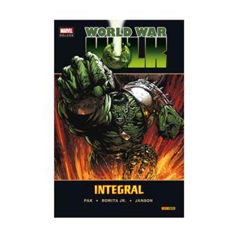 World war hulk integral-marvel delu