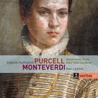 Purcell & Monteverdi: England, My England - 2CD