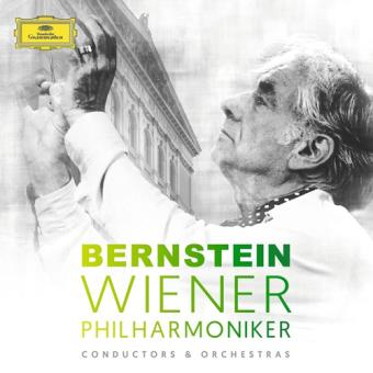 Bernstein & The Wiener Philharmoniker (8CD)