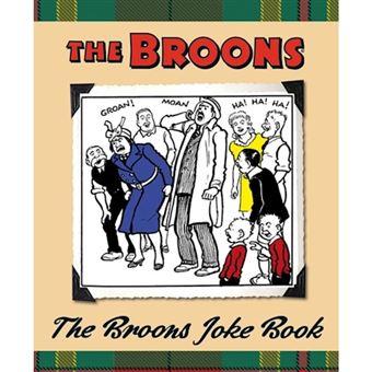 Broons joke book