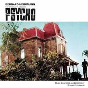 BSO Psycho (Original Score) (180g) (Limited Edition) (Red Vinyl)